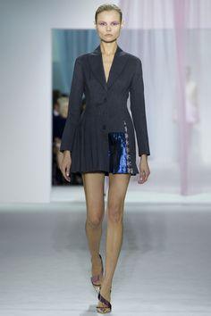 Raf Simons introduces the Dior Jacketdress