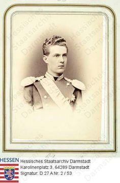 """Grand Duke Sergei Alexandrovich Romanov of Russia.   """"AL"""""""