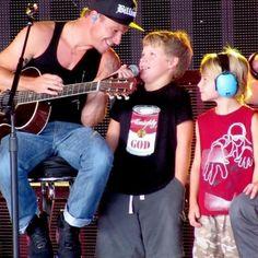Brian, Baylee and Mason