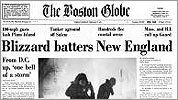 pix and articles of the blizzard of `78