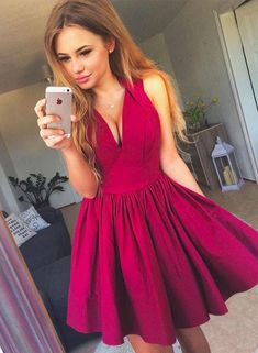 Charming Prom Dress, Sexy Evening Party Dress,A Line