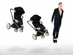 Designer Jeremy Scott in Stroller Industry | Choose My Stroller