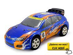 SST Racing - Coche RC Rally Game SST Gasolina 1:9... #coche #telerigido