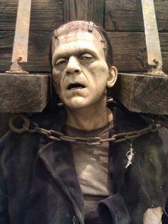The Monster, The Bride of Frankenstein.