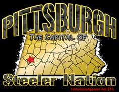 Pittsburgh Steelers~STEELER NATION.