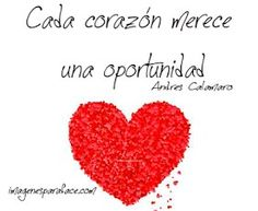 #Calamaro Hearts, Opportunity, Thanks
