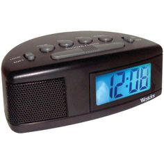 Westclox 47547 Super Loud LCD Alarm Clock Blue Backlight - Clock - Ideas of Clock - Westclox 47547 Super Loud LCD Alarm Clock Blue Backlight Price : Alarm Clocks, Tabletop Clocks, Protecting Your Home, Large Clock, Home Decor Outlet, Battery Operated, Digital Alarm Clock, Display, Childhood