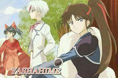 Hanyo No Yashaime 😉❤️ Inuyasha And Sesshomaru, Dragon Rise, Manga Girl, Me Me Me Anime, Sailor Moon, Fairy Tales, Beautiful Pictures, Marvel, Toothless