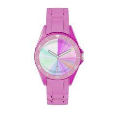 Pastel Burst - Pink Sporty Watch
