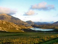 Castle: Uig Lodge, The Outer Hebrides, Skye And The Outer Hebrides