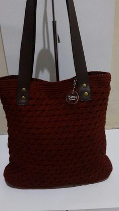 Crochet bag #manka handmade