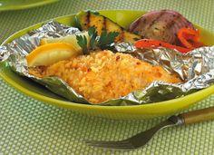 Mississippi Grilled Catfish Recipe | Hidden Valley®