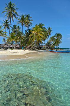 Isla de Kuanidup, San Blas, Panama - Compartida de Kokomo, Kuanidup y la Kuna Yala: Navegando las islas de San Blas