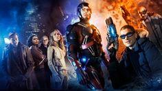 CW *NEW* - Premieres Jan 21st 2016 - DC's Legends of Tomorrow