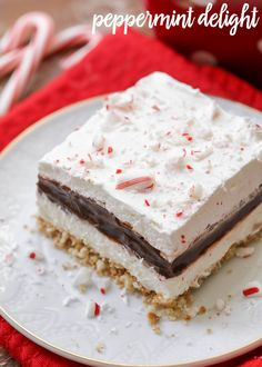 Peppermint Chocolate