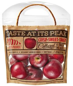 Animated Produce Packaging : Raspberry Packaging