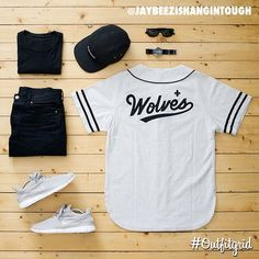 Outfitgrid started as a way of bringing the community together to showcase style. Swag Outfits Men, Dope Outfits, Fashion Outfits, Streetwear Fashion, Streetwear Brands, Urban Fashion, Mens Fashion, Latest Mens Wear, Hype Clothing