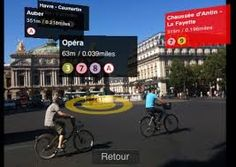 Several sources reported yesterday that the latest updates to the app Metro Paris Subway had cents, iTunes link) appeared on the… Futuristic Technology, New Technology, Energy Technology, Technology Gadgets, Augmented Virtual Reality, Metro Paris, Low Poly Games, Le Havre, Love Culture
