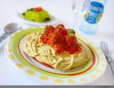 Spaghetti Lunch Ideas