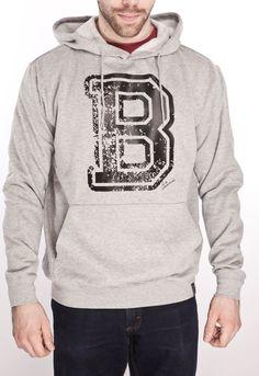 "Blacklabel ""Dickes B"" #Hoodie von #ADDICTED2 #Berlin auf Etsy"
