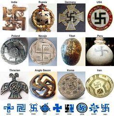 Swastika, Forbidden History: Hidden Symbols Connecting All Major Ancient Civilizations | Alternative