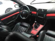 BMW e39 interior. Facebook:BMW Lazarevac