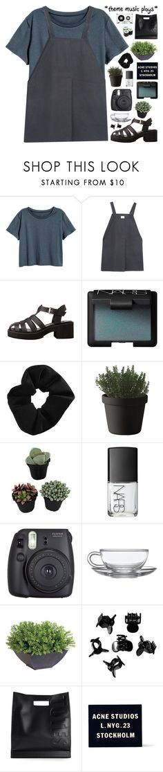 """""""you are epic"""" by undercover-martyn ❤ liked on Polyvore featuring H&M, WNDERKAMMER, Lily Black, NARS Cosmetics, Topshop, Muuto, Fuji, Ethan Allen, 3.1 Phillip Lim and Acne Studios"""