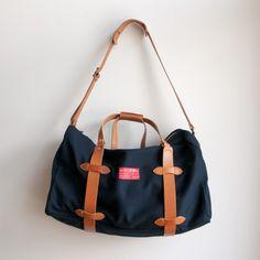 Filson Red Label - Duffle Bag - Navy - Indigo & Cotton