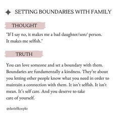 Setting Boundaries, Loving Someone, Selfish, Other People, Posts, Let It Be, Holidays, Thoughts, Sayings