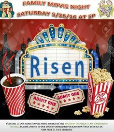 If you are in the LA area come join our fundraiser for the youth..we will be showing the film Risen  Feel free to DM me for any questions..address is 3991 S. Western Ave Los Angeles CA 90062 #telltheworld #Bible #God #Love #Redeemed #Saved #Christian #Pray #Chosen #Jesus #Lord  #praying #Christ #Jesuschrist #holy #word  #OnFireForGod #cross #faith #inspiration #JesusSaves #worship  #Holyspirit #praise #spiritualwarfare #unashamed  #instagramers #instafriends #instatruth by…