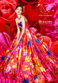 Wedding Dress 5th Collection | Mika Ninagawa Official Site