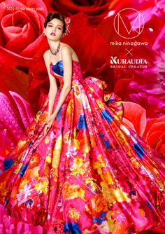 Wedding Dress 5th Collection | Mika Ninagawa Official Site