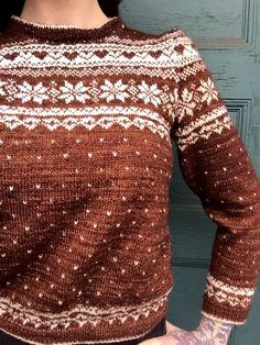 Debbie Bliss Fair Isle sweater - Ravelry