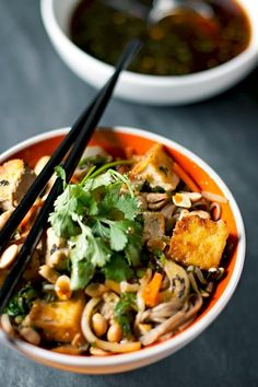 EASY DELICIOUS VEGAN | Bún Chay (Vietnamese Vegetarian Noodle Salad) http://sulia.com/my_thoughts/2cba18a1-c138-404d-87e8-853239b784b0/?source=pin&action=share&btn=small&form_factor=desktop&sharer_id=126307343&is_sharer_author=true&pinner=126307343