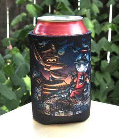 Mystery Science Theater 3000 Attacks Can Koozie by ChetArt on Etsy
