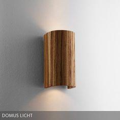 Designer: Domus Team Material: Zebrano, Nussbaum Maße: H 17,5 cm, B 9 cm, A 8 cm
