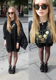 Image result for indie rock style girl