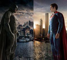 Across the bay - Fashion For Men Superman Shirt, Batman Vs Superman, Batman Universe, Dc Universe, Dc Comics, Superhero Bathroom, Hero World, Detective Comics, Man Of Steel