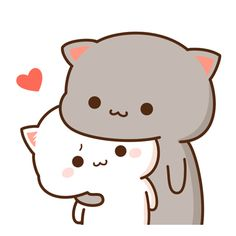 ads ads Hugging Cat GIF – Hugging Cat Couples – Discover & Share GIFs gif All gif playback time of shares varies according… Cat Couple, Cute Couple Cartoon, Cute Love Cartoons, Griffonnages Kawaii, Chat Kawaii, Kawaii Anime, Chibi Cat, Cute Chibi, Cute Love Gif
