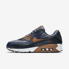 competitive price 9f592 60846 Nike Air Max 90 Premium Mens Shoe