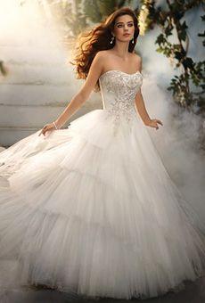 Disney Fairy Tale Weddings by Alfred Angelo Wedding Dresses - Fall/Winter 2013 : Wedding Dresses Gallery
