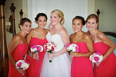 Blog | Howarth Photography - Bermuda Photographer  Beautiful Bermuda pink dresses!