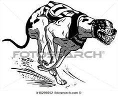 """Résultat de recherche d'images pour """"silhouettes de chiens courant"""""""
