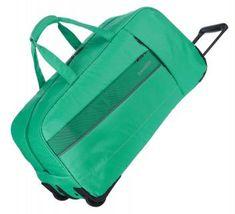 Travelite Kite Reisetasche mit Rollen Grasgrün Trolley - Bags & more Trolley, Backpacks, Bags, Fashion, Travel Bags, Traveling, Taschen, Handbags, Moda