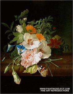 Bloemstilleven - Rachel Ruysch - ± 1690