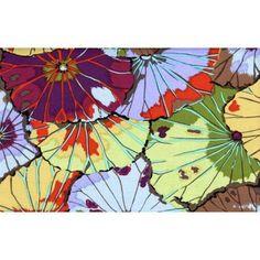 Kaffe Fassett Lotus Leaf Antique Fabric - Kaffe Fassett - Fabric by Designer - Fabric Stitch Craft Create craft supplies