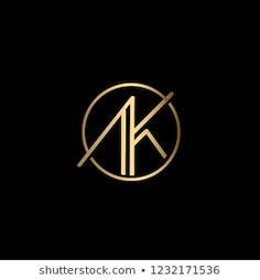 Logo Desing, Lettering Design, Ak Logo, Carta Logo, Graphic Design Letters, Interior Logo, Medical Logo, Accounting Logo, Photo Logo