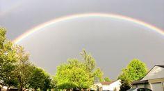 Kansas rainbow