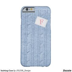 knitting Case Barely There iPhone 6 Hülle