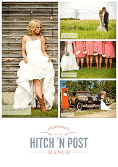 #AndersonsHitchnPostRanch #TheHitchnPost #CarrieEkoskyPhotography #RealWeddings  #MeaghanAndJames #Rustic #Wedding #Country #Chic Wedding Country, Rustic Wedding, Country Chic, Real Weddings, White Dress, Dresses, Fashion, Vestidos, Moda